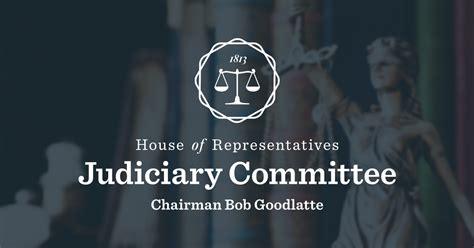 house judiciary house judiciary committee