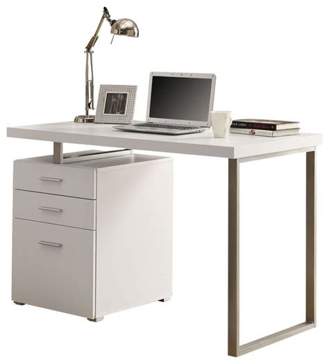Monarch Corner Desk Monarch Specialties 48 X 24 Hollow Left Or Right Facing Corner Desk Contemporary Desks