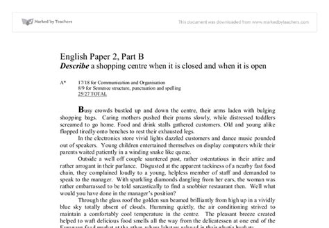 Descriptive Essay About Fireworks by Descriptive Essay On A Busy Market Place Writinggroups75