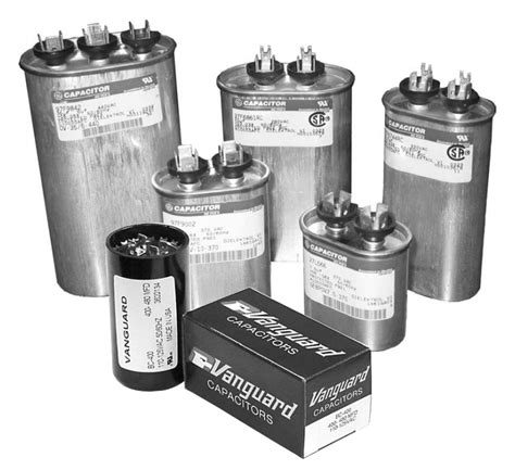 ge start capacitor general electrics run capacitors 370v 440v industrial electric motor service inc