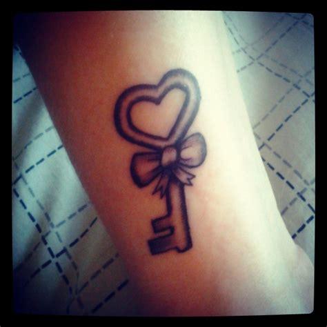 wrist bow tattoos key wrist bow key wrist bow