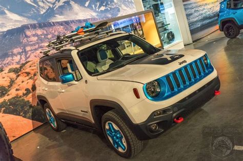 Jeep Rene Semashow Seen Here Jeep Shows Us The Potential Of