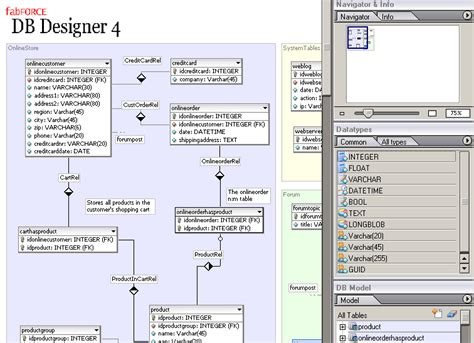 db designer db designer fork linux 1 3