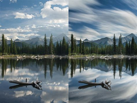 Landscape Photography Using Nd Filters Nd Filter Comparison By Darwin Wiggett