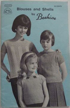 beehive vintage knits gently used knitting crochet 1000 images about knitting patterns gift ideas on