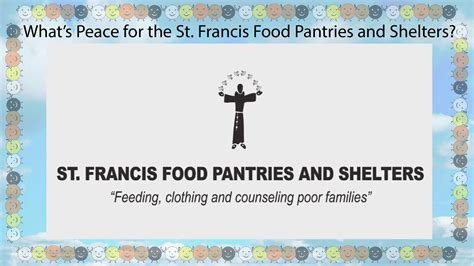 St Francis Food Pantry by St Francis Food Pantries And Shelters News Planet Tv
