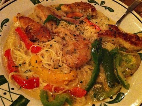 olive garden chicken sci my favorite food yummy