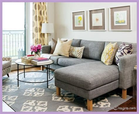decorating small living rooms apartments 1homedesigns