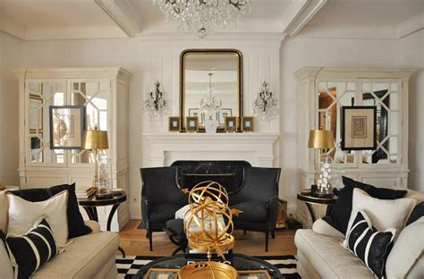 Black White And Gold Home Decor | art betterdecoratingbible