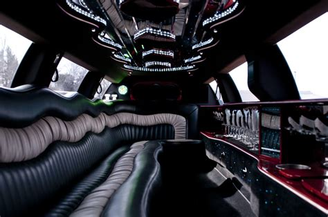 Limousines Inc by 14 Person Stretch Lincoln Town Car Limousine Interior Yelp