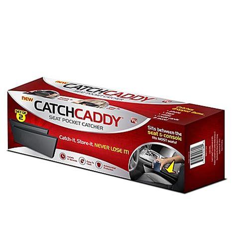 Catch Caddy catch caddy seat pocket catcher set of 2 bed bath