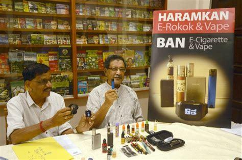 cap haramkan  rokok  alat vape  malaysia codeblue