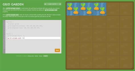 grid layout css wordpress css grid garden noupe