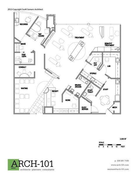 dentist office floor plan orthodontic office floor plans magness ortho pinterest