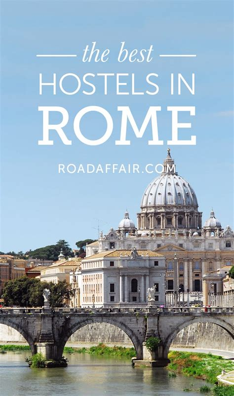 10 best hostels in rome italy road affair - Best Hostel Rome