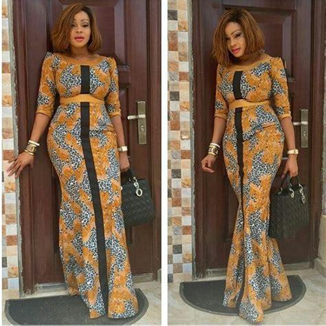 styles for nigeria long wevon style ankara long gown styles 2017 in nigeria