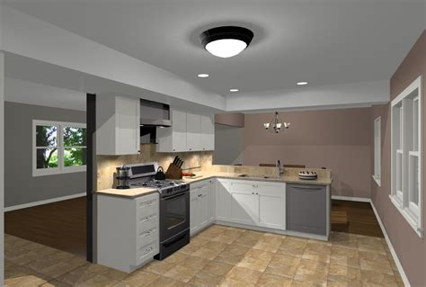 Basic Kitchen Designs Basic Kitchen Design For Makeover Remodeling Design Build Pros