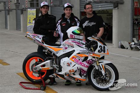 Topi Trucker Cbr Racing 34 anthony aliern honda cbr 600 racing team 2a at superbike le mans