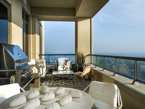 Amenagement Terrasse Exterieure Appartement 2294 by D 233 Co Balcon Et Terrasse D Appartement En Ville