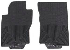 Nissan Frontier Floor Mats All Weather 2016 Nissan Frontier Floor Mats Weathertech