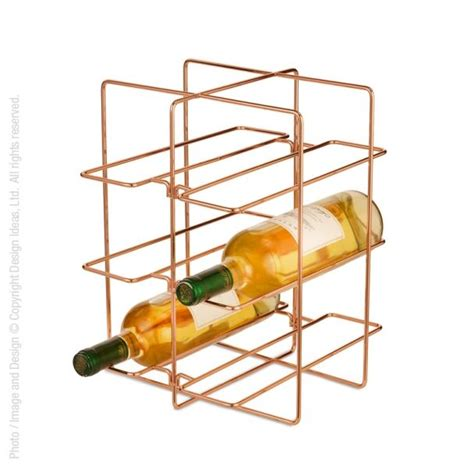 17 best ideas about countertop wine rack on