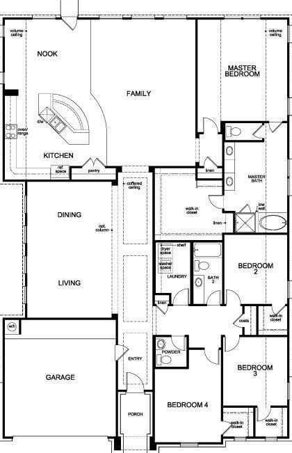 kb homes floor plans archive inspirational kb homes 1768
