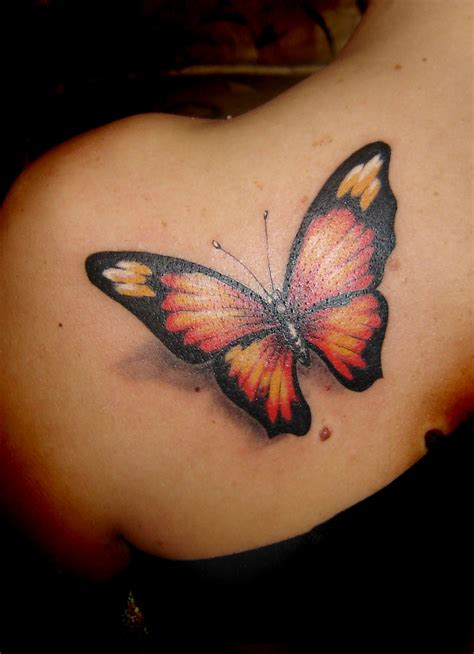 one of the most popular tattoo designs butterfly tattoos