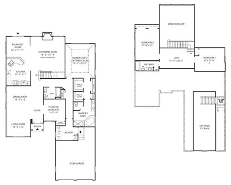 Levittown Floor Plans by Mcgrath Homes