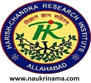 Harish Chandra Research Institute Placement Papers by Hri Allahabad Recruitment For Fellow E Scientist E Pwds 2015