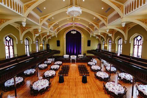 unique wedding venues in buffalo new york 3 weddings babeville buffalo