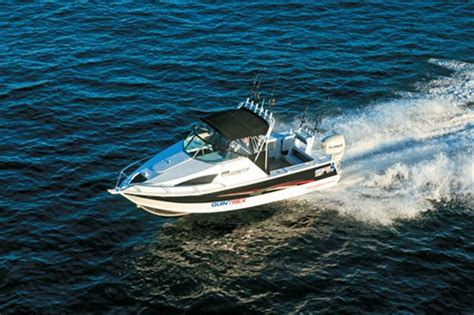 trident boats quintrex 650 trident review australia s greatest fishing