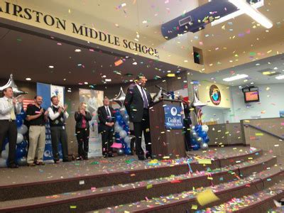 guilford county schools nc wins  million race