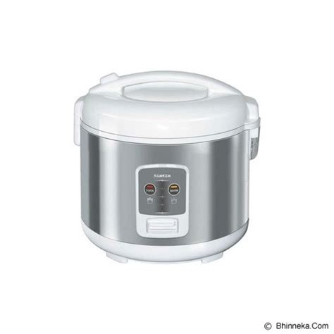 Harga Sanken Penanak Nasi jual rice cooker sanken rice cooker sj 2200 silver