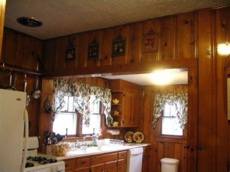 kitchen cabinets on knotty pine walls decorating with knotty pine walls knotty pine kitchen
