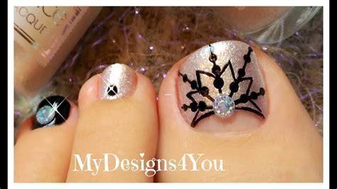toe nail for new year winter toe nail new year s snowflake pedicure