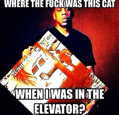 Solange Knowles Meme - image 757175 jay z and solange knowles elevator