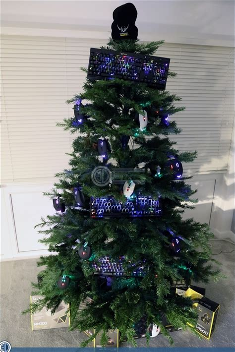 corsair gaming christmas tree special corsair gaming