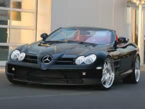 Mercedes Roadsters Mercedes Slr Roadster Motoburg