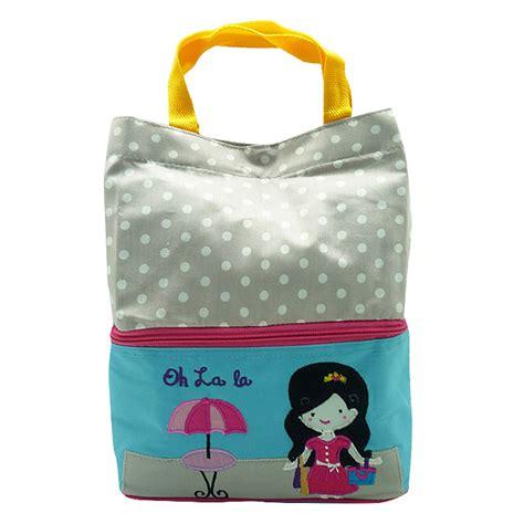Char Coll Clear Bag Baby Amelia jual tas makan anak bento bonjour amelia char coll gifts
