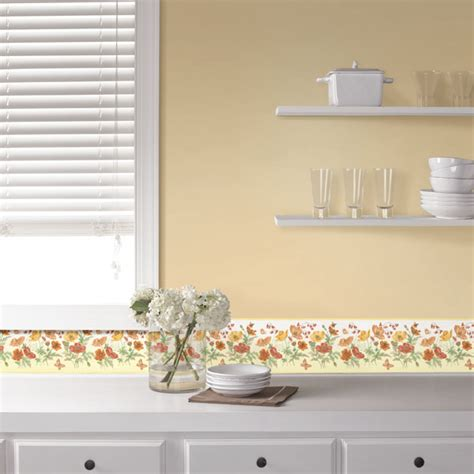 country kitchen brewster wallpaper borders brewster home