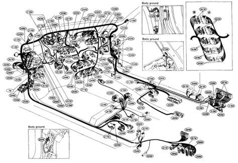 1998 nissan pathfinder wiring harness 37 wiring diagram