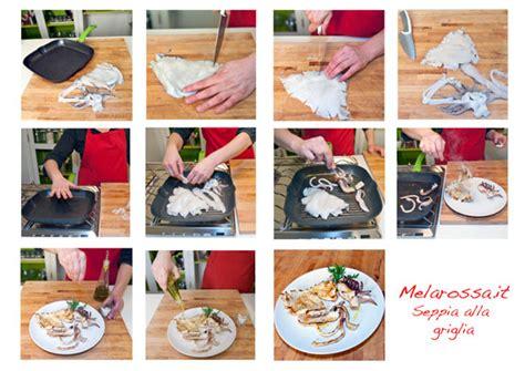 come cucinare le seppie alla griglia seppie alla griglia veloci e gustose melarossa