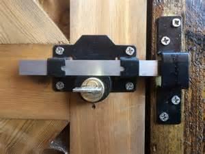 backyard gate lock board heavy duty greenfellas garden fencing