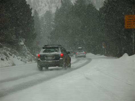 weather savvy cars and drivers ucar - Driving In Conditions