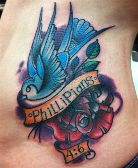 tatuaggi con rondini e fiori 90 disegni di tatuaggi di rondini