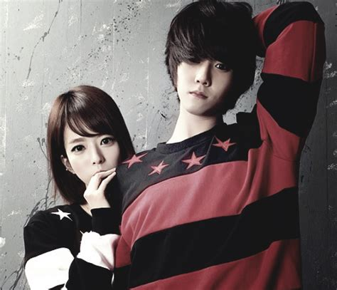 wallpaper cute korean couple ulzzang couple ulzzang world photo 34328802 fanpop