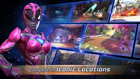 power rangers legacy wars mod android apk mods
