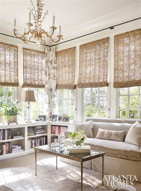 cheap window treatment ideas 15 best ideas about sunroom window treatments on