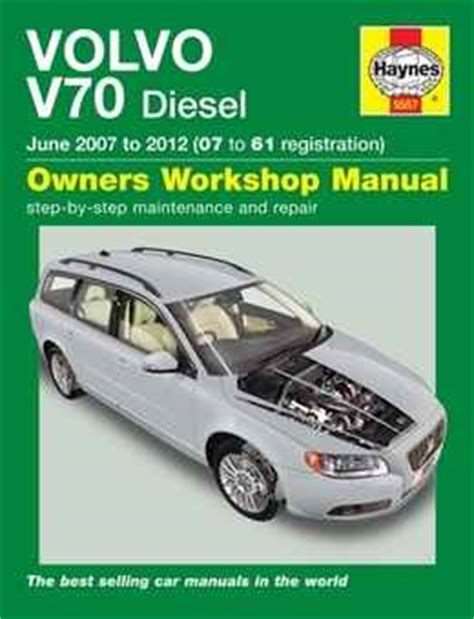 volvo v70 haynes manual repair manual workshop manual service manual for volvo v70