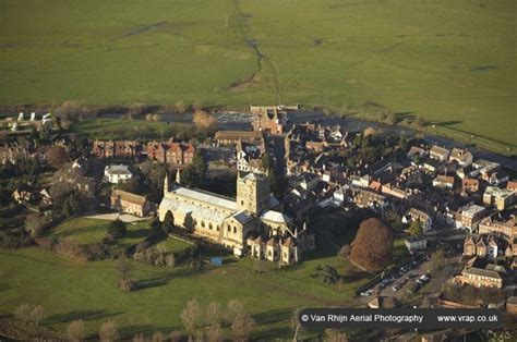 Home Design Uk Ltd aerial photograph tewkesbury abbey glos van rhijn